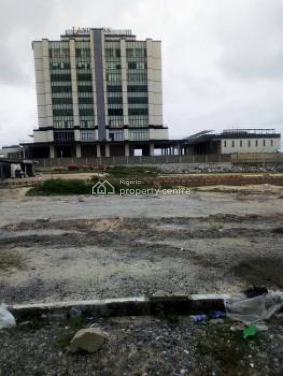 Waterfront Land Measuring 2100sqm, Eko Atlantic City, Lagos, Land for Sale