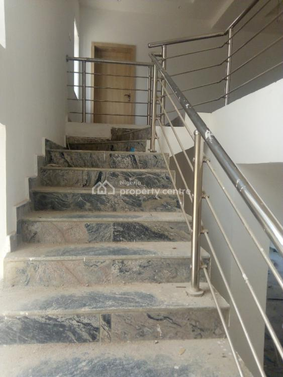 Exquisitely Finished Serviced 4 Bedroom Terrace Apartments with Bq, Gwarinpa 2, Life Camp, Abuja, Terraced Duplex for Rent
