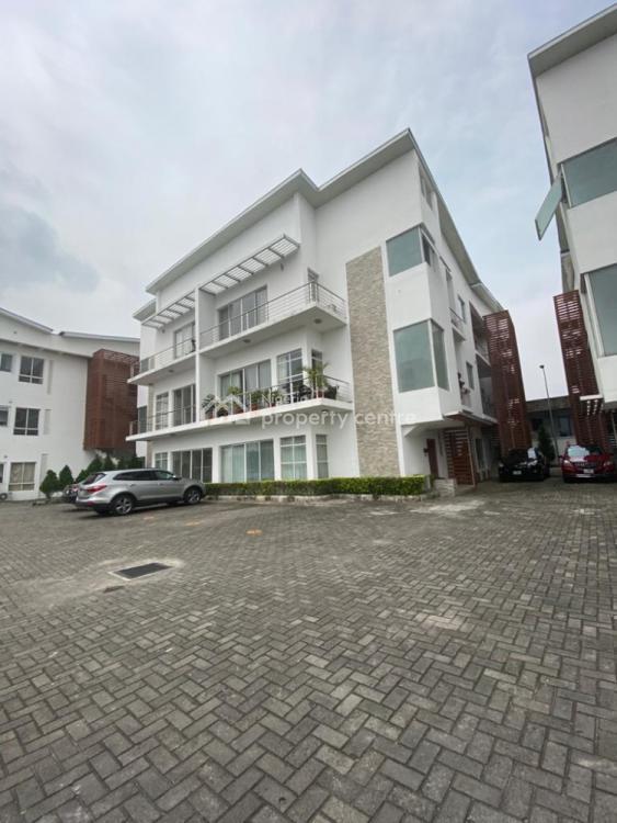 Luxury 3 Bedroom Flat with Bq, Banana Island, Ikoyi, Lagos, Flat for Sale