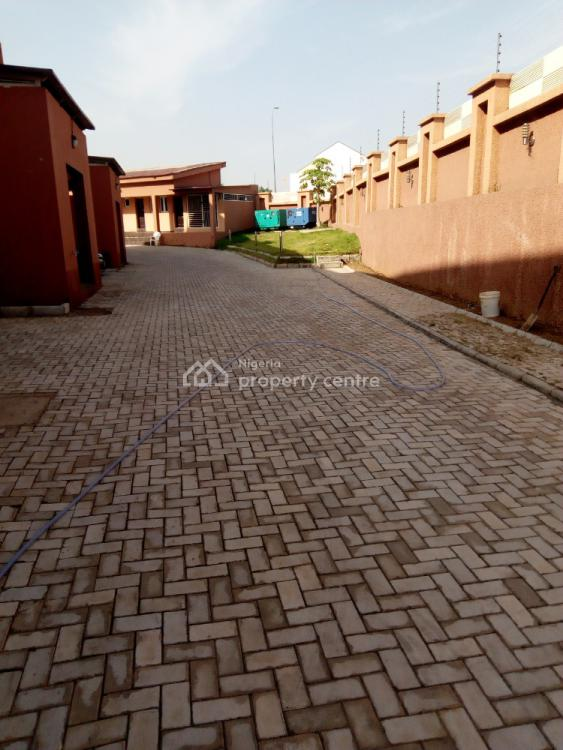 Exquisitely Finished Serviced 4 Bedroom Terrace Duplex, Jabi, Abuja, Terraced Duplex for Rent