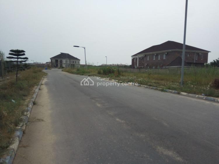 600 Sqm Land in a Serviced Estate, Lake View Park 1 Estate, Along Lekki-epe Expressway, Lekki, Lagos, Residential Land for Sale