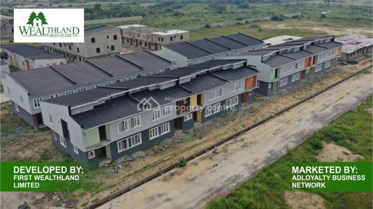 Exquisite 4 Bedroom Fully Detached Duplex, Oribanwa, Lekki-ajah., Lekki, Lagos, Detached Duplex for Sale