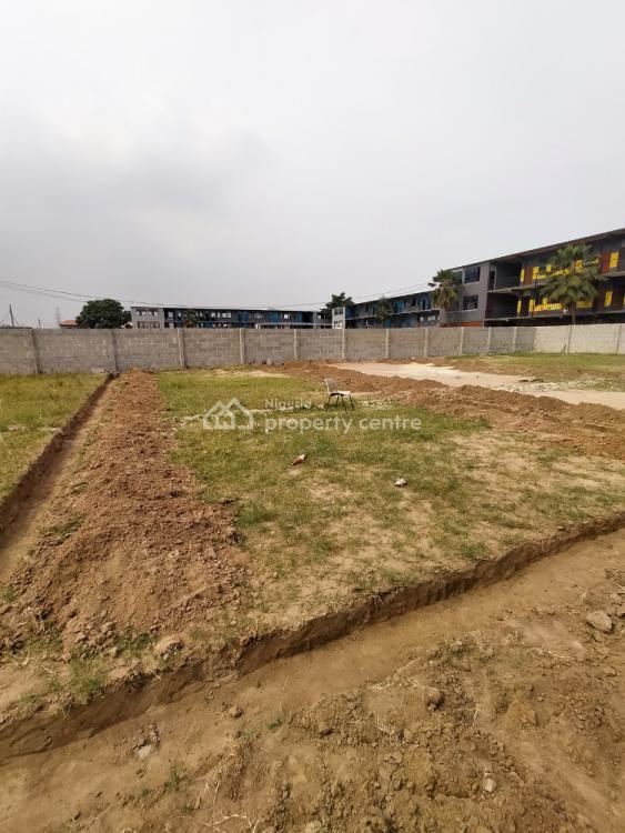 Dry Land Measuring Approximately 200sqm, Gbagada Phase 2, Gbagada, Lagos, Mixed-use Land for Sale