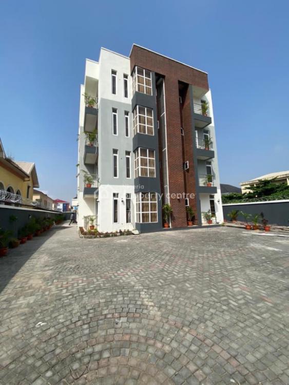 2 Bedroom Luxury Apartment, Chevron, Lekki, Lagos, Block of Flats for Sale