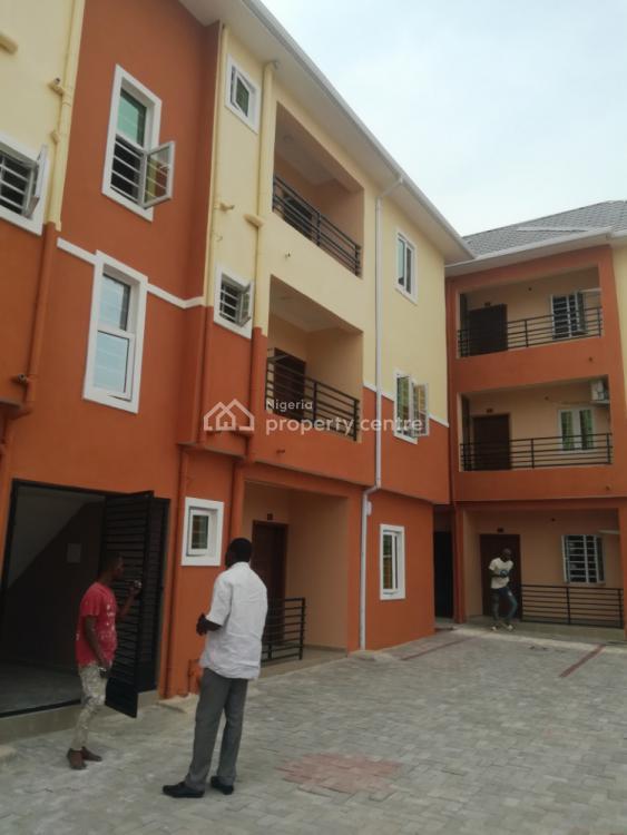 2 Bedrom Flat, Aptech Road, Sangotedo, Ajah, Lagos, Flat for Rent