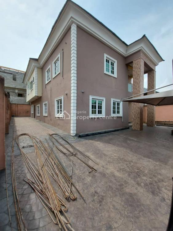 Detached Duplex, Gra Phase 1, Magodo, Lagos, House for Sale