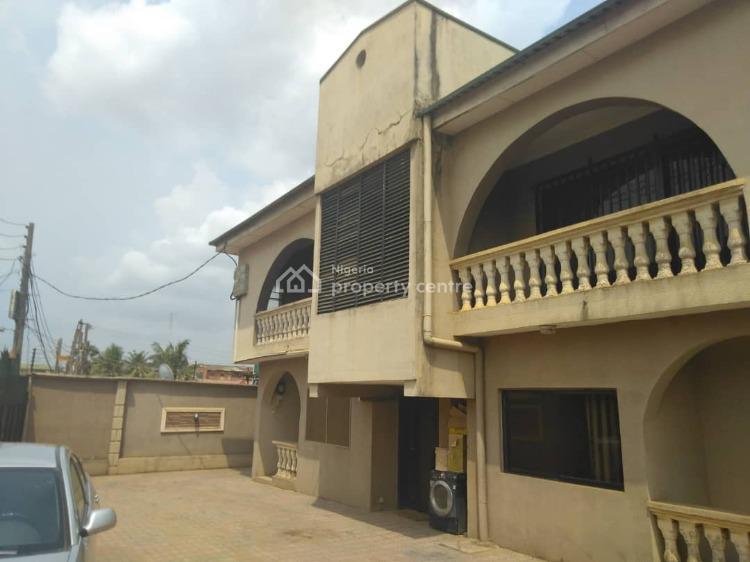 4 Units of 3 Bedroom Flats, Ojodu Berger, Alagbole, Ifo, Ogun, Block of Flats for Sale