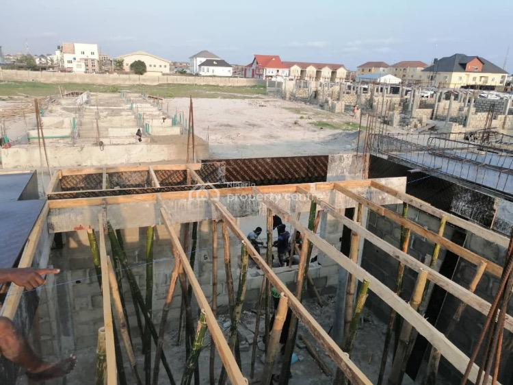 Luxury Affordable 2 Bedroom Terrace with Excellent Features, Ikate, Lekki, Lagos, Terraced Duplex for Sale