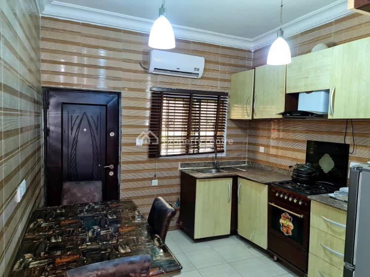 Excellent 3 Bedroom Apartment, Chevron Opposite Ebeano Supermarket, Lekki, Lagos, Semi-detached Duplex Short Let