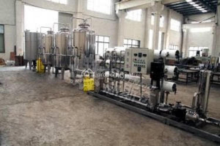 Newly Built Factory, Intended 4 Wine, Soft Drink,bottled Water Product, Lusada, an Industrial Estate., Agbara, Ado-odo/ota, Ogun, Factory for Sale