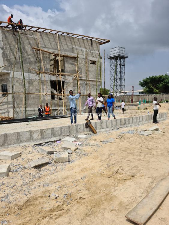 Zero Interest Paymnet Plan Offer for an Executive Apartment, Behind Romey Estate, After New Blenco Supermarket, Lekki Phase 1, Lekki, Lagos, Block of Flats for Sale