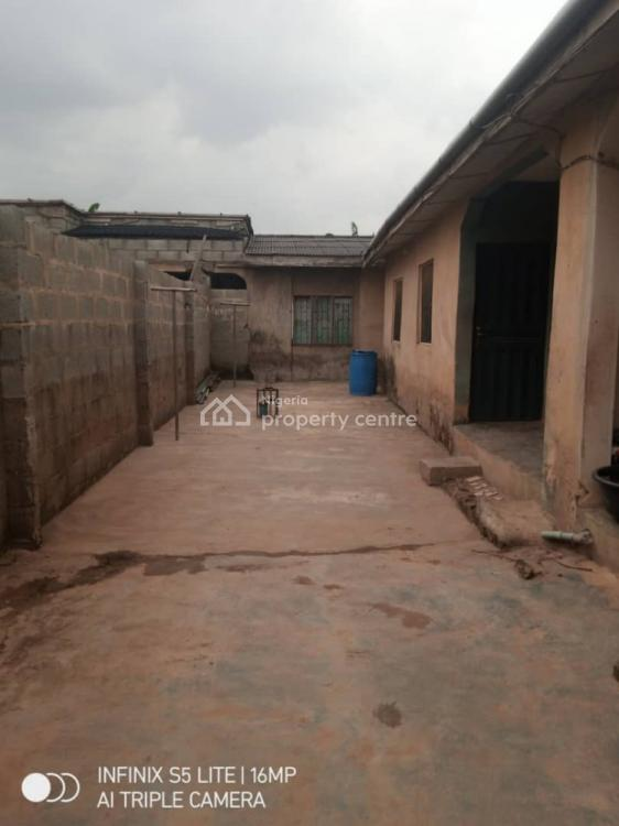 2 Numbers of Mini Flat and 2 Bedroom Flat in a Serene Environment, Ajasa Command Via Merian, Abule Egba, Agege, Lagos, Detached Bungalow for Sale