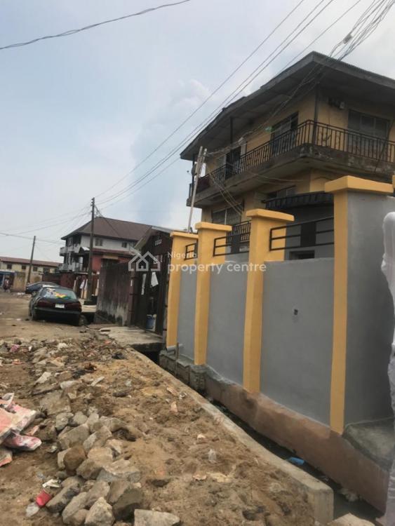 Newly Built One Bedroom Flat, Wosilatu Dawodu, Surulere, Lagos, Mini Flat for Rent