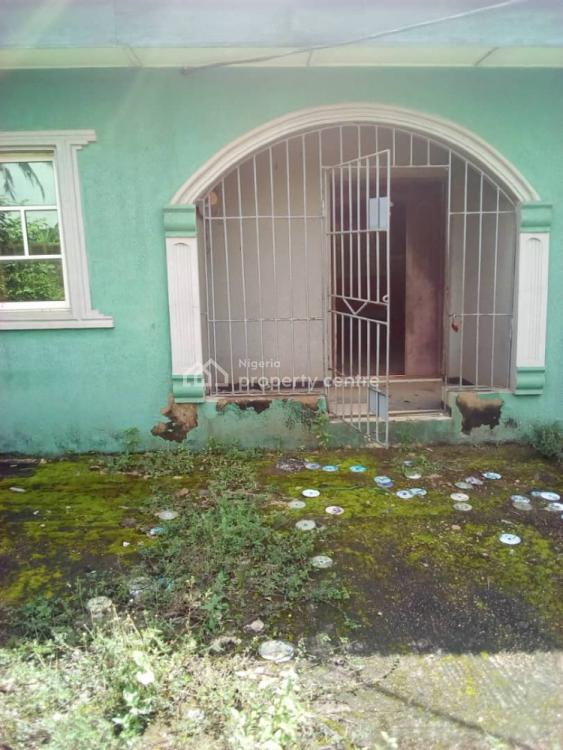 Standard 4 Bedroom Bungalow, Off Agbe Road. Oko Oba, Abule Egba, Agege, Lagos, Detached Bungalow for Sale