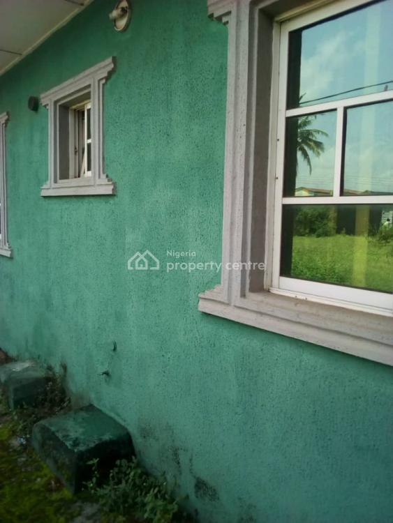 Standard 4 Bedroom Bungalow  in a Good Location, Off Agbe Road Abule Egba, New Oko-oba, Agege, Lagos, Detached Bungalow for Sale