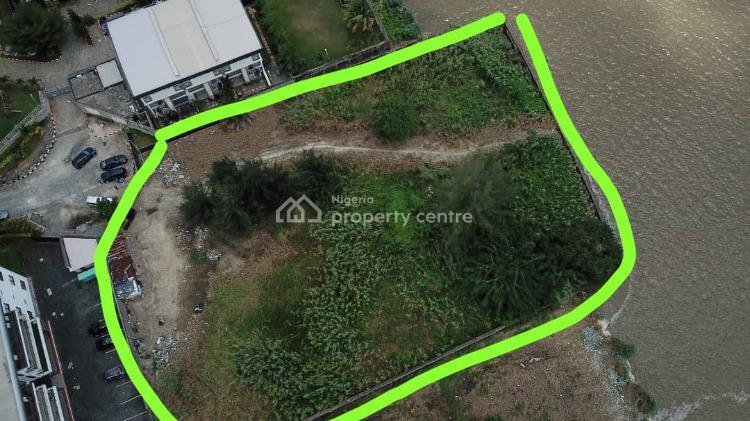 Nice 4600 Sqm Waterfront Land, Banana Island, Ikoyi, Lagos, Residential Land for Sale