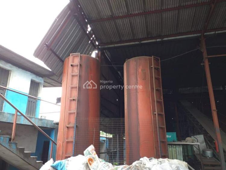 Functional Aluminum Melting Factory., Ogijo, Ogun, Factory for Sale