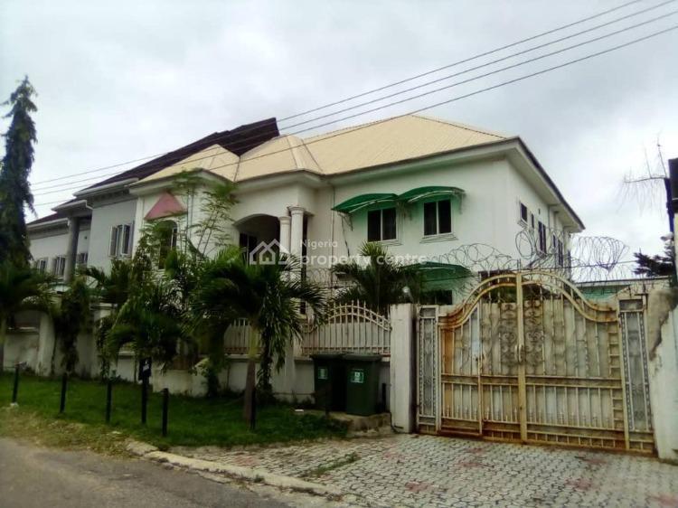 4 Bedroom Duplex with Bq, Zone 5, Wuse, Abuja, Detached Duplex for Sale