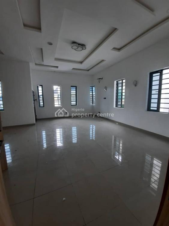 a Standard 5 Bedroom Fully Detached Duplex, Chevron Lekki Road, Lekki, Lagos, Detached Duplex for Sale
