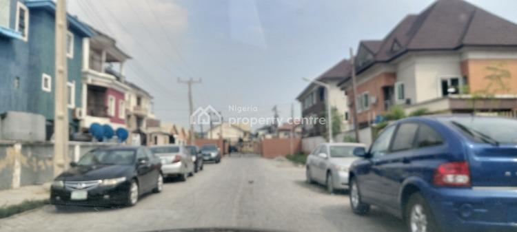Luxury 4 Bedrrom Flat with 1 Room Bq and Fitted Kitchen, Camberwall Advantage 2 Estate, Ikate Elegushi, Lekki, Lagos, Flat for Sale