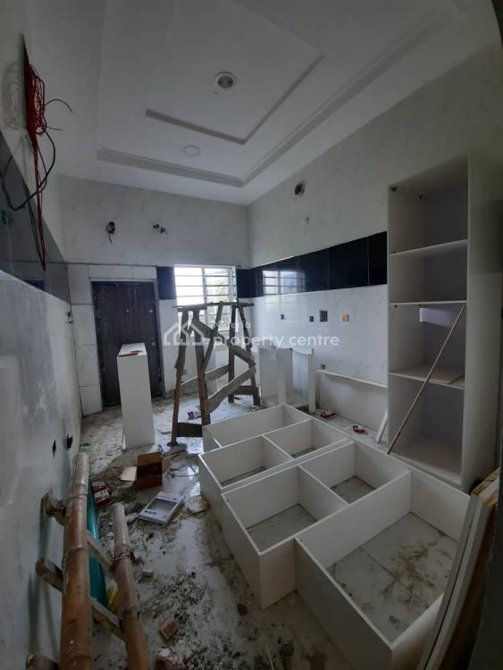 a Standard 4 Bedroom Fully Detached Duplex, Chevron, Lekki, Lagos, Detached Duplex for Sale