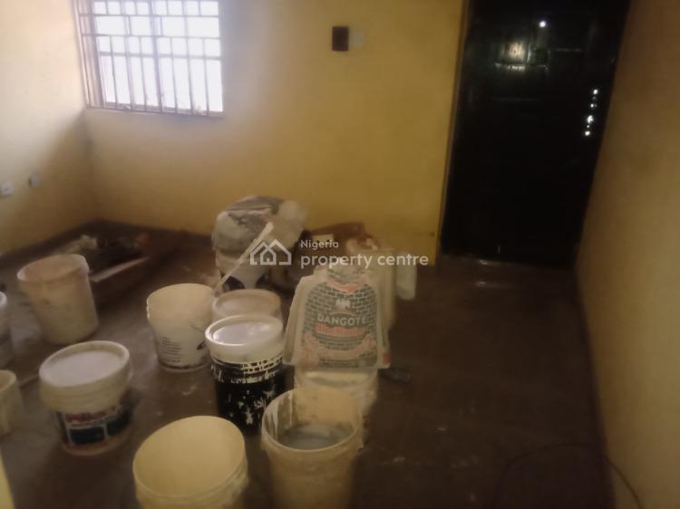 1 Bedroom Mini Flat Upstairs, Behind Nysc Camp, Kubwa, Abuja, Flat for Rent