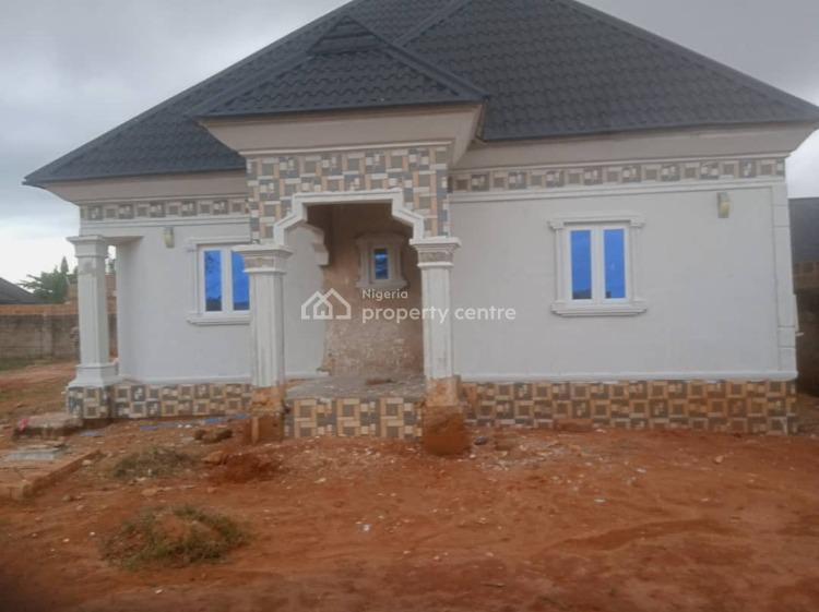 Newly Built Ensuite 4 Bedrooms Bungalow., Very Close to Rd, at Ogheghe Community, Benin, Oredo, Edo, Detached Bungalow for Sale