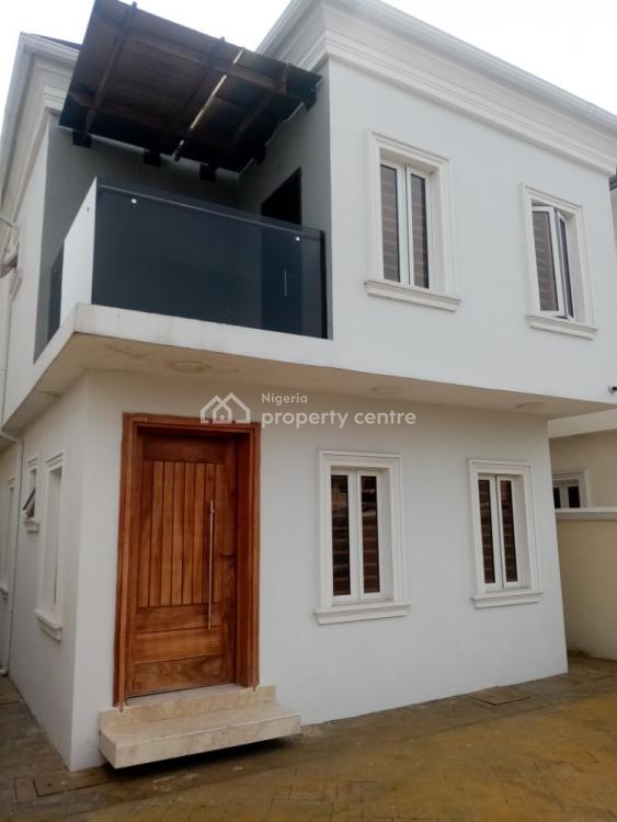 Brand New 4 Bedroom Detached House, Lekki Phase 1, Lekki, Lagos, House for Sale
