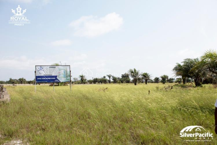 100% Dry Land with Fast Development and Habitation, Okun Ise Village and Is Situated on Folu-ise Excision Block, Folu Ise, Ibeju Lekki, Lagos, Mixed-use Land for Sale