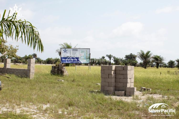Most Affordable Fenced Land in The New with Good Title, After La Campaigne Tropicana, Lekki Free Trade Zone, Lekki, Lagos, Mixed-use Land for Sale