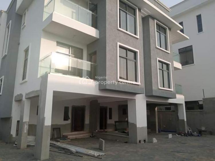 Newly Built 4 Bedroom, 30kva Generator, 2rd Avenue Estate, Ikoyi, Lagos, Semi-detached Duplex for Rent