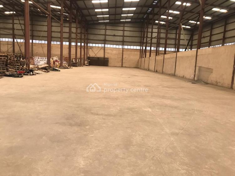 1000 Sqm of Ware House, Oregun, Ikeja, Lagos, Warehouse for Rent