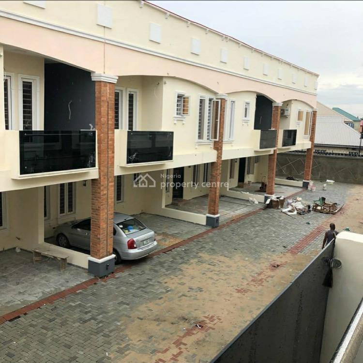 Own Your Apartment and Enjoy Peace and Luxury, Ogidan Town After Vgc, Lekki, Lagos, Terraced Duplex for Sale