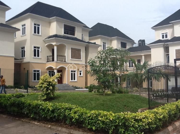 New 5 Bedroom Houses, Koffi Annan Street, Asokoro District, Abuja, Detached Duplex for Sale