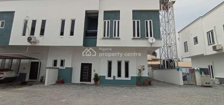 Newly Built and Fully Serviced 4 Bedroom Terrace House, Van Daniel Estate Orchid Hotel, Ikota, Lekki, Lagos, Terraced Duplex for Rent