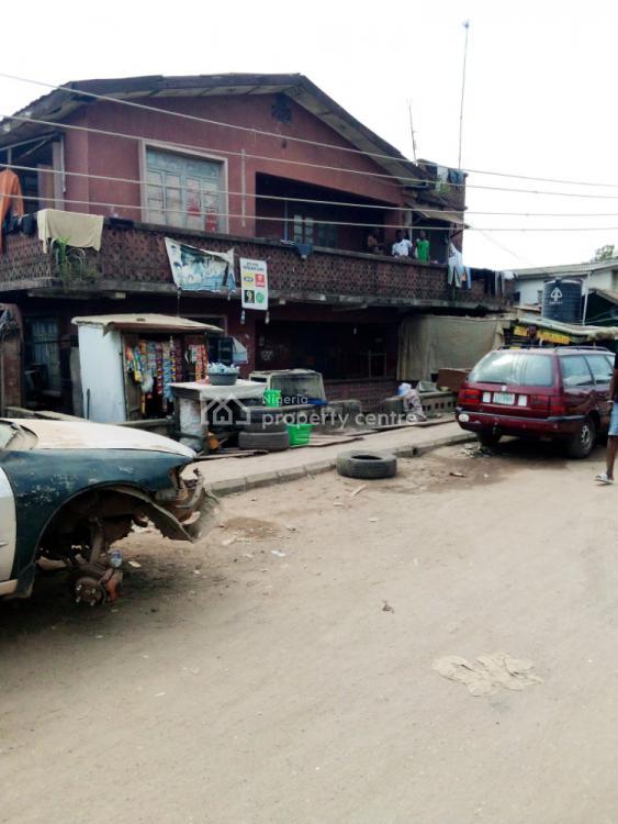 a Storey Building, Idera Street, Palmgrove, Ilupeju, Lagos, House for Sale