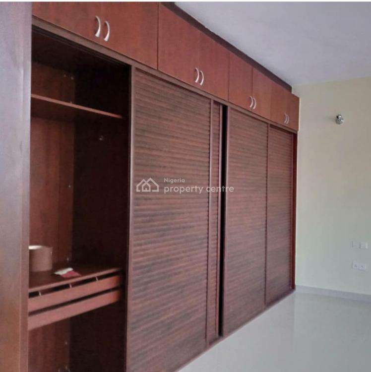 Well Built 3 Bedroom Terrace Duplex with Bq, Wuye, Abuja, Terraced Duplex for Rent