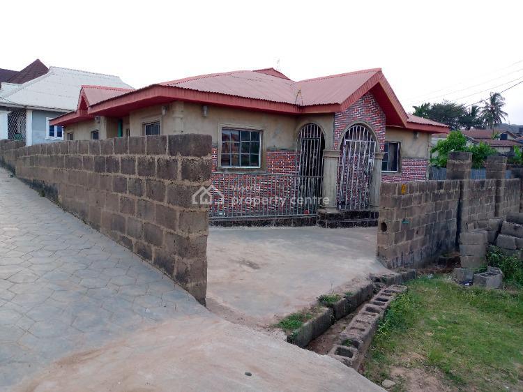 Cute 4 Bedrooms Bungalow in a Nice Neighborhood, 10, Grace Street, Ori Oke Ominira Area Off Akala Express, Oluyole, Oyo, Detached Bungalow for Sale