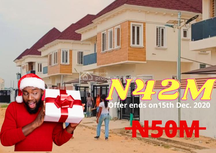 4 Bedroom Terrace Duplex, Romax Court, Vgc, Lekki, Lagos, Terraced Duplex for Sale