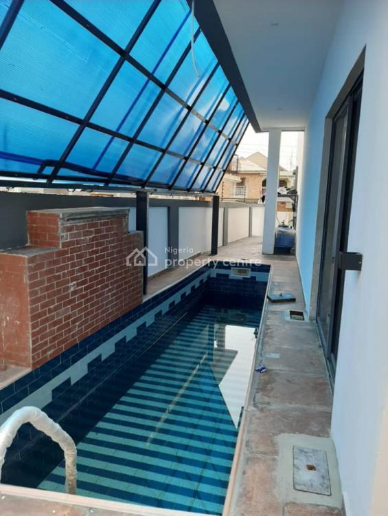 Luxury 5 Bedroom Duplex, Off Emmauel Keshi Street Magodo Shangisha, Gra, Magodo, Lagos, Detached Duplex for Sale