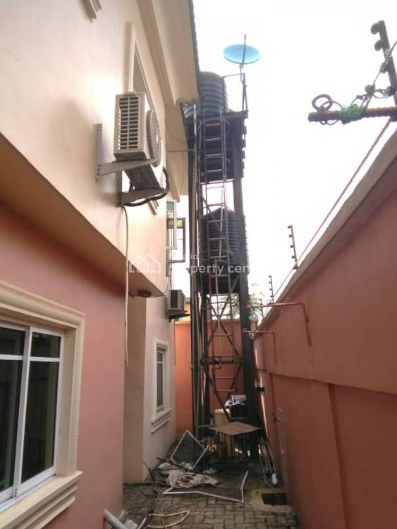 Luxury Block of 6 Flat on Full Plot with C of O.serene Estate, Valley Estate By Cement, Ikeja, Lagos, Block of Flats for Sale