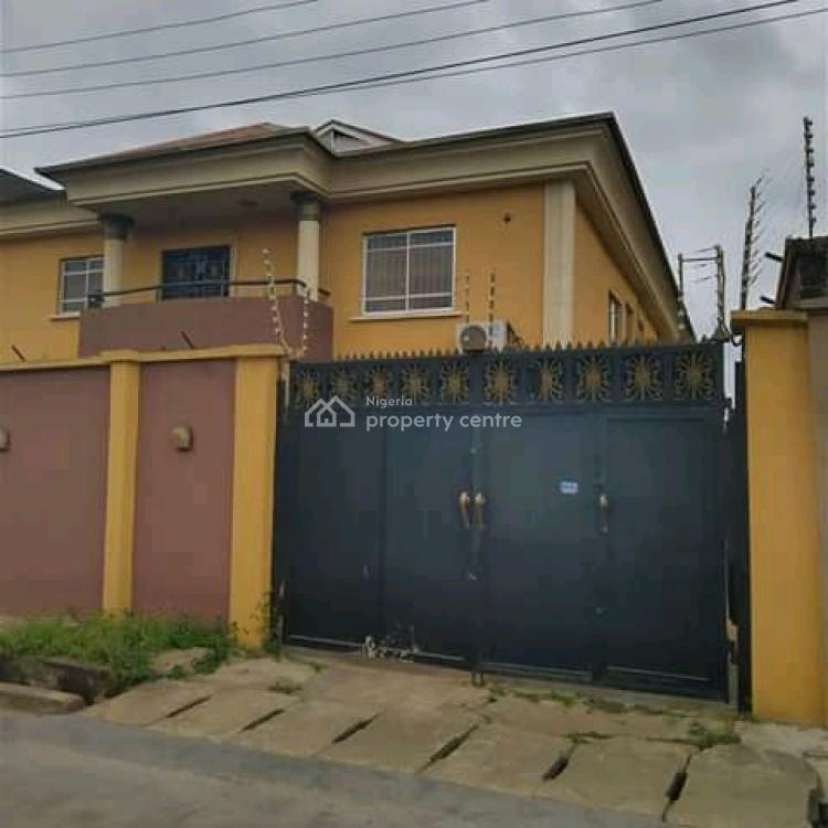 Executive Block of 4 Flat of 3 Bedroom on 700sqm with C of O, Gra Scheme 1 Estate, Oko-oba, Agege, Lagos, Block of Flats for Sale