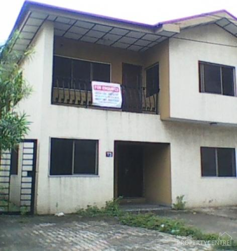 A 4 Bedrooms Duplex For Rent , Ikeja, Lagos - Apro Global