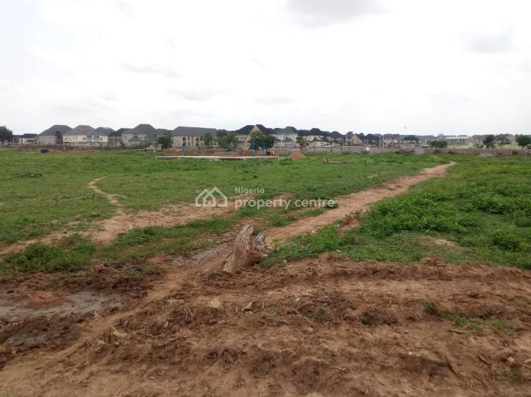 Land, Seman Estate Sharing Fence with River Part and Dunamis Glory Dome, Lugbe District, Abuja, Residential Land for Sale