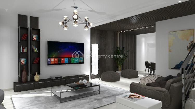Beautiful 2 Bedroom Terrace Duplex with Detached Bq, Copa Cabana Estate Apo -  Wumba District, Lokogoma District, Abuja, Terraced Duplex for Sale
