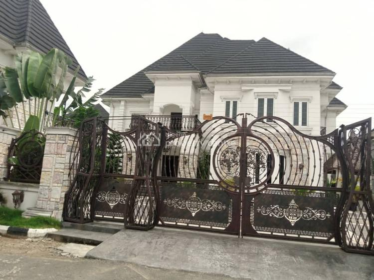Luxurious and Tastefully Finished 6 Bedroom Detached Duplex, Centenary Estate,  Shell Cooperative, Port Harcourt, Rivers, Detached Duplex for Sale