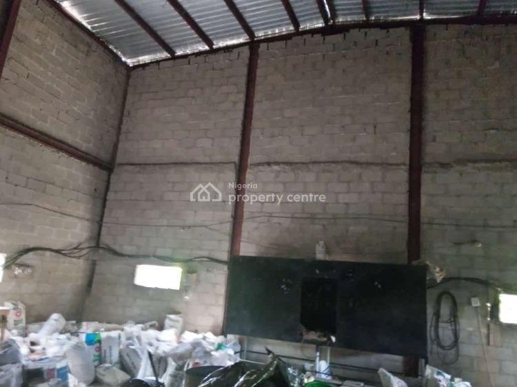 Warehouse on 650sqm Land, Lekki Epe Express, Sangotedo, Ajah, Lagos, Warehouse for Sale