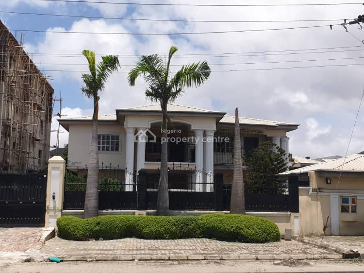 5+2 Bedrooms Detached Duplex, on Kunsela Road, Ikate, Lekki, Lagos, Office Space for Rent