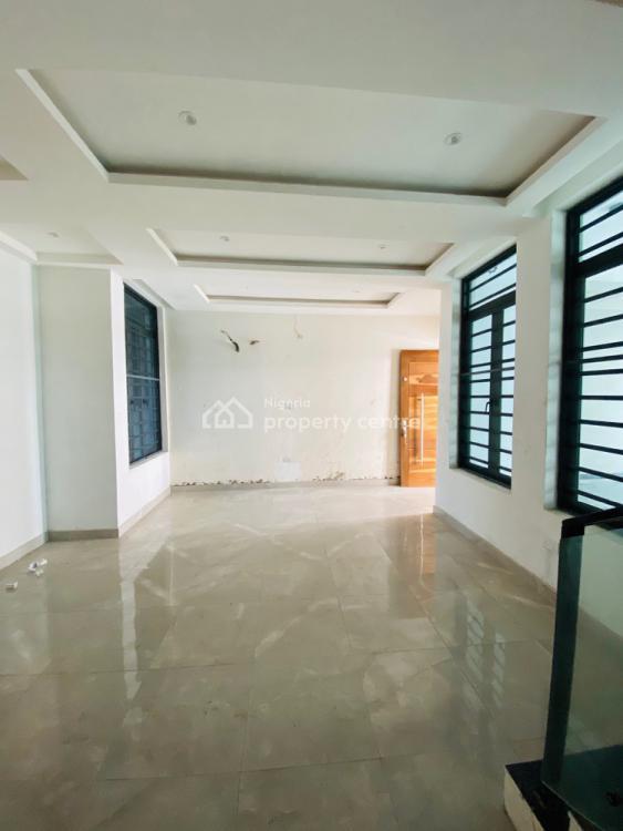 Humongous 4 Bedrooms Luxury Terraced Duplex, with a Bq, Ikate, Lekki Expressway, Lekki, Lagos, Terraced Duplex for Sale