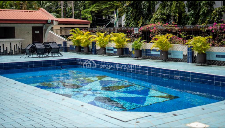 Well Finished and Furnished 3 Bedroom Apartment, Milverton, Off Bourdillon, Ikoyi, Lagos, Flat Short Let